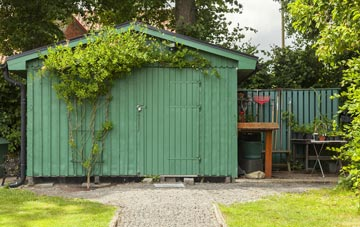 benefits of Belfast garden storage sheds